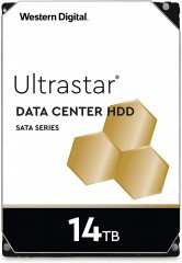 Western Digital Ultrastar DC SATA HDD-7200 RPM Class 14TB